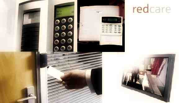 redcare alarm access control systems